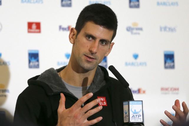 «Oui! Honnêtement, oui,» a répondu Djokovic à la... (AP, Frank Augstein)