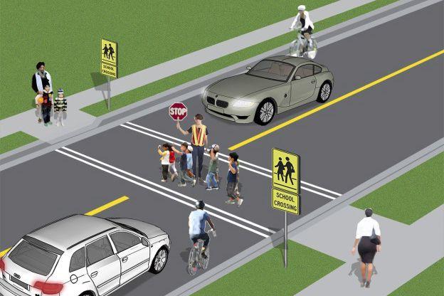 Depuis le premier janvier, les automobilistes et cyclistes ontariens doivent... (Courtoisie)