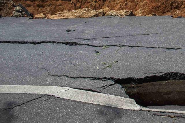 Un tremblement de terre de magnitude 6,7 a frappé une région éloignée du... (Photo archives Reuters)
