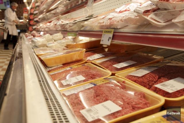 Les fraudes alimentaires ont fait les manchettes en 2015 lorsque certains... (Simon Séguin-Bertrand, Archives LeDroit)