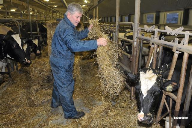 L'agriculture se transforme. Les marchés se segmentent. Sur les marchés de... (Archives, Le Quotidien)