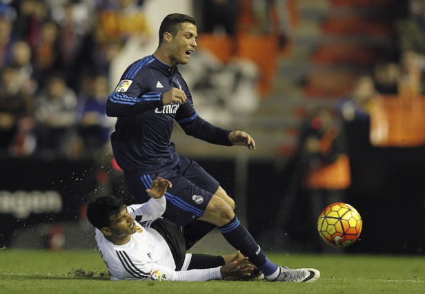 Après sa carrière, Ronaldo s'attend à vivre une... (AFP, Jose Jordan)