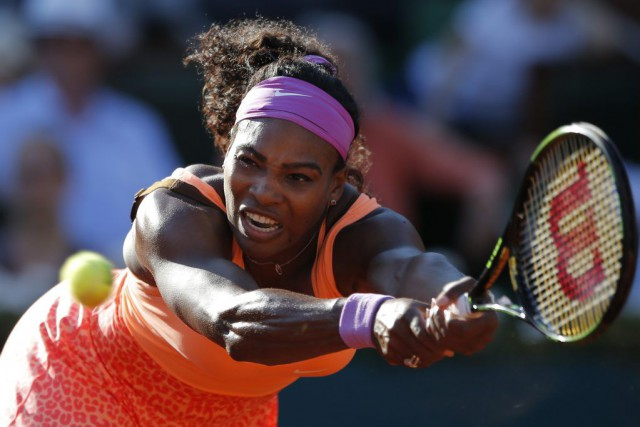 Serena Williams... (PHOTO FRANÇOIS MORI, ARCHIVES AP)