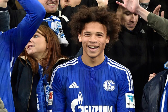 Leroy Sané... (PHOTO MARTIN MEISSNER, ARCHIVES AP)