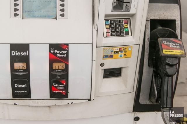 Tirer profit des avantages du diesel sans en subir les conséquences est le... (PHOTO HUGO-SÉBASTIEN AUBERT, LA PRESSE)