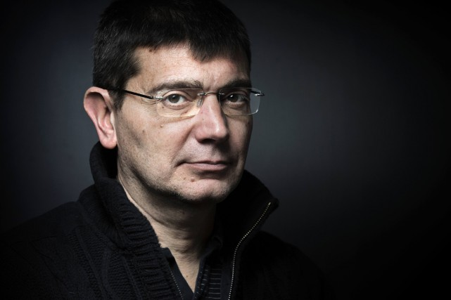 Éric Portheault, coactionnaire de Charlie Hebdo.... (PHOTO ARCHIVES AFP)