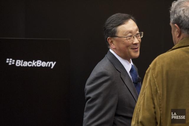 John Chen... (Archives La Presse)