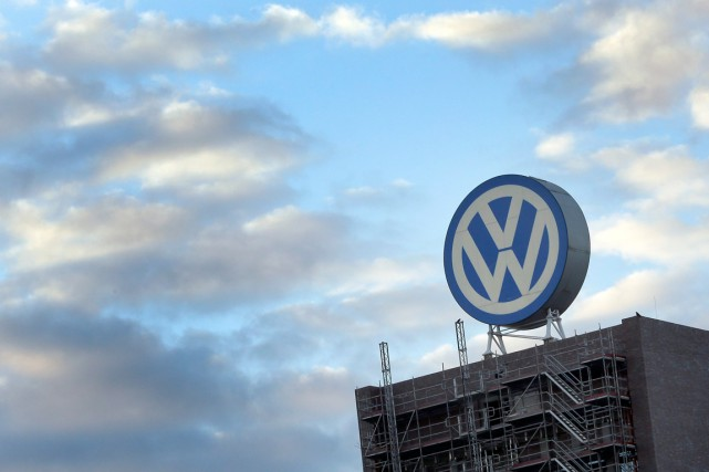 Le lancement de poursuites au civil contre Volkswagen aux États-Unis relançait... (PHOTO MICHAEL SOHN, ARCHIVES AP)