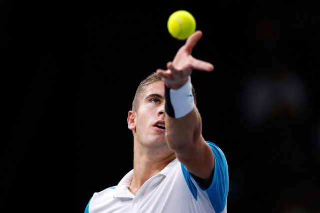 Borna Coric... (PHOTO FRANÇOIS MORI, ARCHIVES AP)