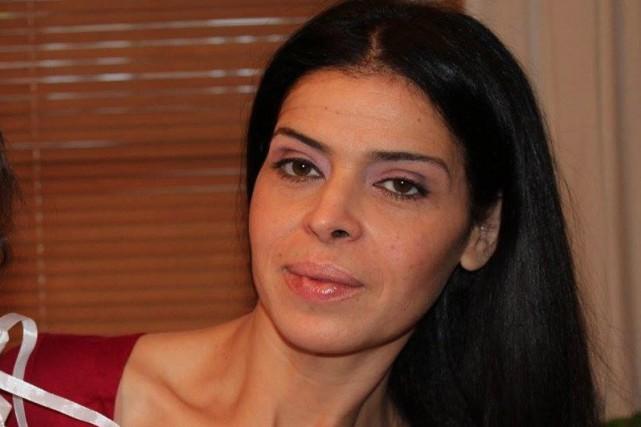 Karima Ben-Khalfallah est d'origine tunisienne.... (Tirée de Facebook)