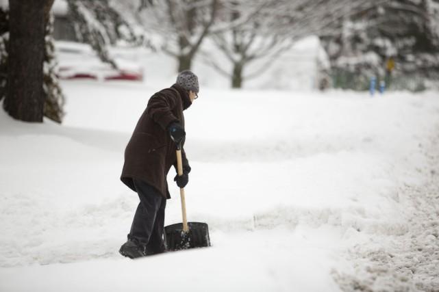 Si la première semaine de l'année 2016 a débuté avec du temps froid, elle se... (Spectre Média, René Marquis)