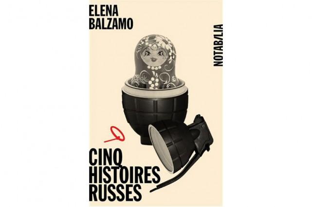 La romancière et traductrice Elena Balzamo est née à Moscou en 1956....