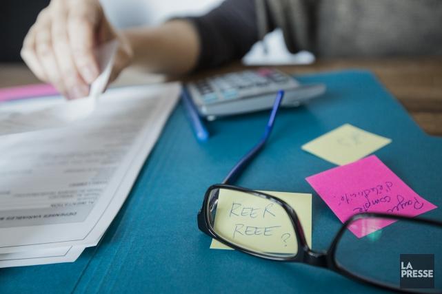 Plus des deux tiers des Canadiens restent confiants vis-à-vis de leurs finances... (Archives La Presse)