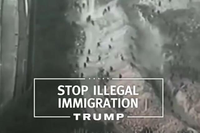 L'équipe de campagne de Donald Trump a admis...