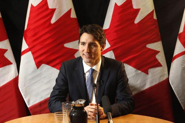 Les conseillers de Justin Trudeau estiment que les... (La Presse Canadienne)