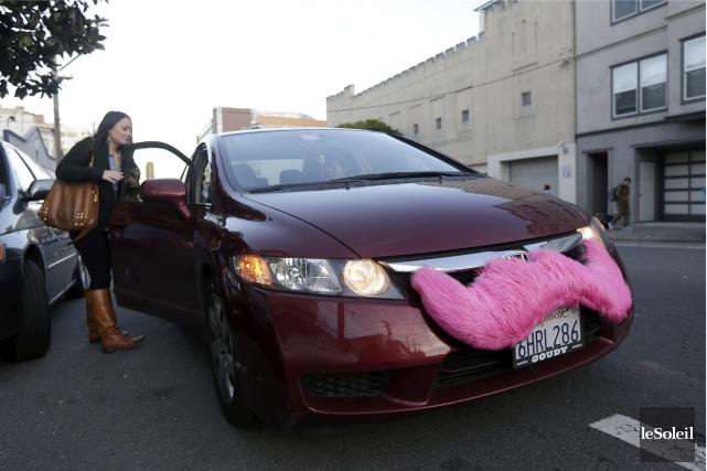General Motors (GM) et Alibaba ont investi au sein du service de VTC américain... (Photothèque Le Soleil)