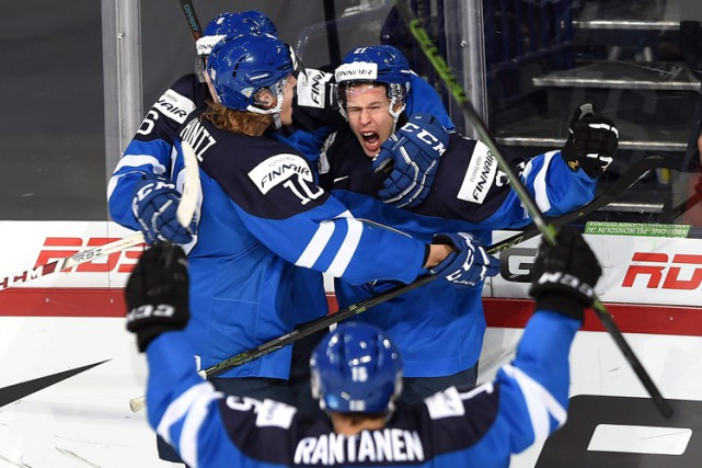 La Finlande affrontera la Russie pour la médaille... (PHOTO PC)