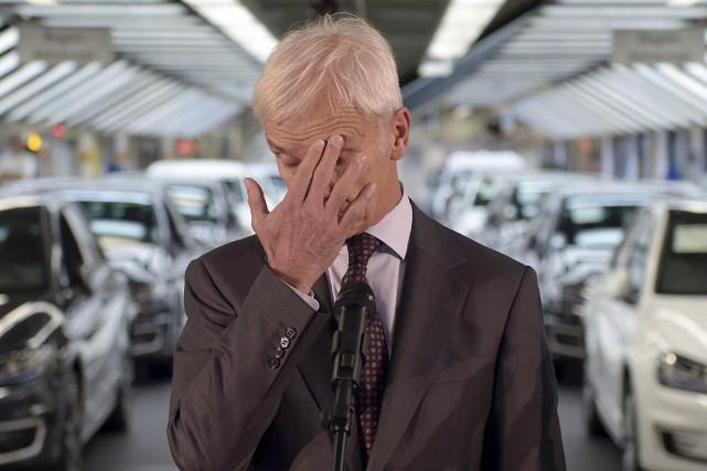 Les prochains mois s'annoncent mouvementés pour Volkswagen et... (Agence France-Presse)