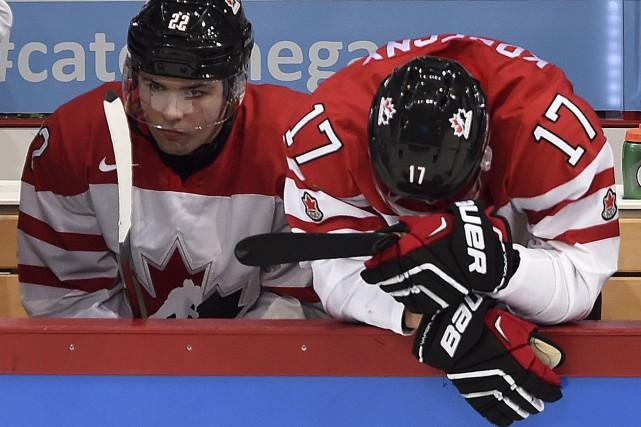 CHRONIQUE / C'est une très grande déception qu'a vécue Hockey Canada avec la... (Archives Presse Canadienne)