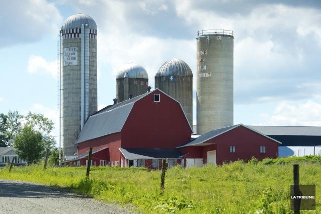ÉDITORIAL / Le phénomène de l'accaparement des terres agricoles par des groupes... (Archives, La Tribune)