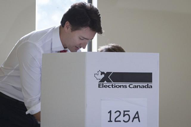 Justin Trudeau a promis, en campagne électorale, de... (Archives, La Presse)