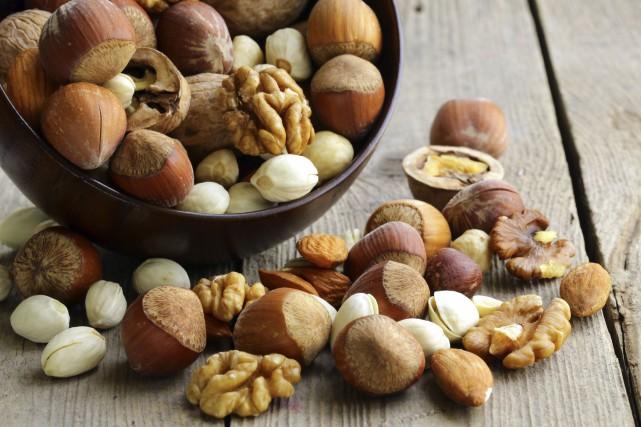 Manger des protéines maigres telles que les noix,... (PHOTO THINKSTOCK)