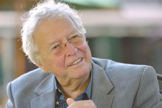 Jean-Paul L'Allier, qui a servi comme maire de... (Photothèque Le Soleil, Yan Doublet)