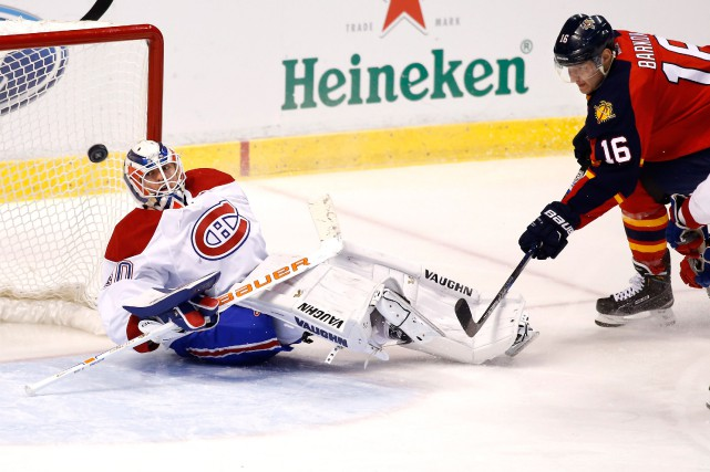 À court terme, le défi de Ben Scrivens... (PHOTO ROBERT MAYER, USA TODAY SPORTS)