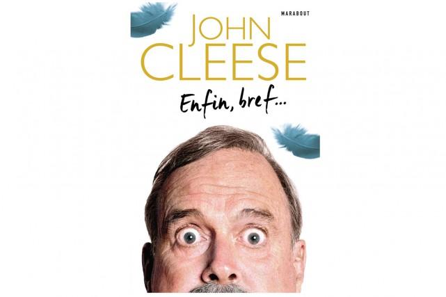Dans cette autobiographie, John Cleese ne s'attarde pas tellement à la légende...