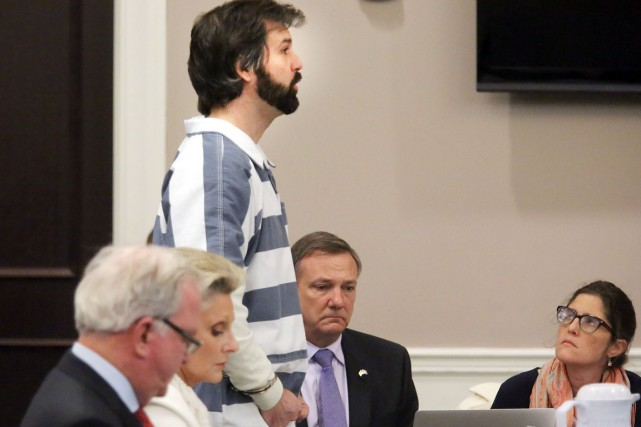 Michael Slager a été remis en liberté après... (PHOTO BRAD NETTLES, THE POST AND COURIER/AP)