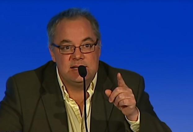 Stéphane Gobeil, ancien conseiller de Pauline Marois et... (Photo d'archives)