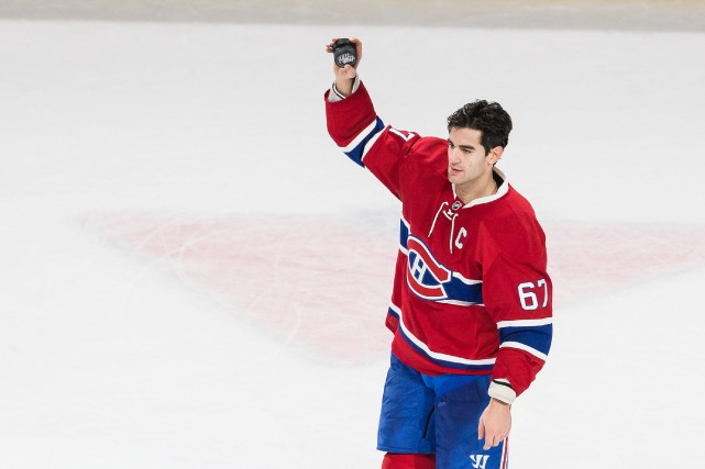 Max Pacioretty... (PHOTO ULYSSE LEMERISE, COLLABORATION SPÉCIALE)
