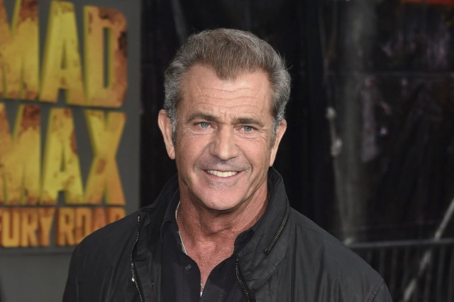 Mel Gibson... (PHOTO AP)