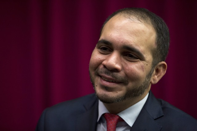 Le Prince Ali est un ancien vice-président de... (ARCHIVES AP)