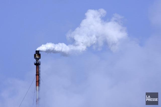 Parle-t-on assez des changements climatiques dus à l'action humaine? En... (Archives, La Presse)