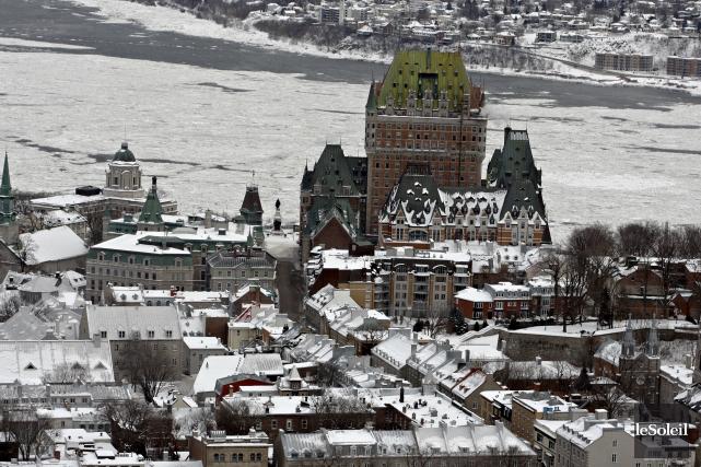 Québec accueillera l'Assemblée générale annuelle de l'Association internationale... (Photothèque Le Soleil, Pascal Ratthé)