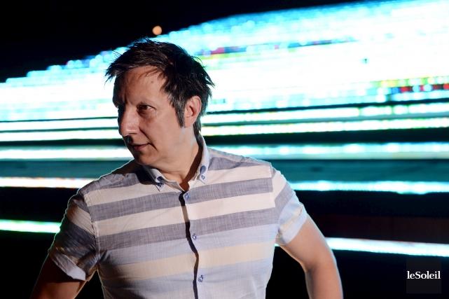 Robert Lepage... (Photothèque Le Soleil, Erick Labbé)