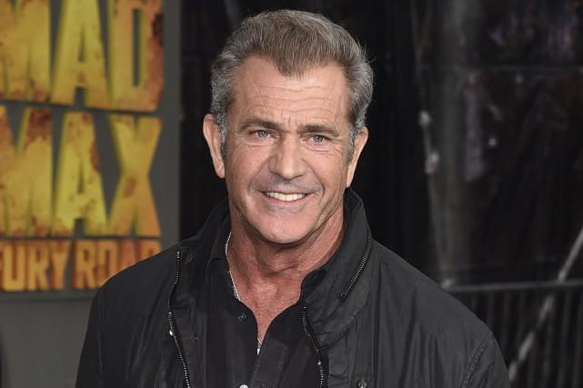 Mel Gibson à la première de Mad Max... (AP, Jordan Strauss)