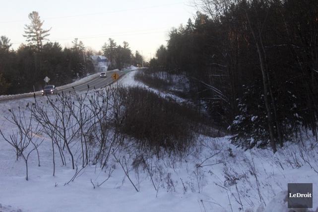 Le propriétaire d'un terrain lorgné par la municipalité de Val-des-Monts pour... (Etienne Ranger, LeDroit)