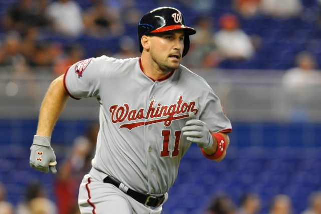 Ryan Zimmerman... (PHOTO REUTERS)