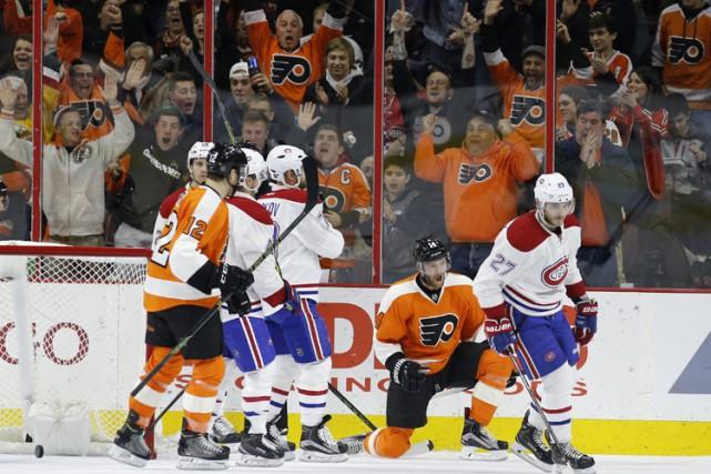 La bonne nouvelle, c'est que le long voyage du Canadien est maintenant terminé.... (PHOTO AP)