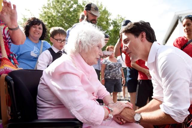 Le phénomène du vieillissement de la population aura... (PHOTO JUSTIN TANG, ARCHIVES LA PRESSE CANADIENNE)