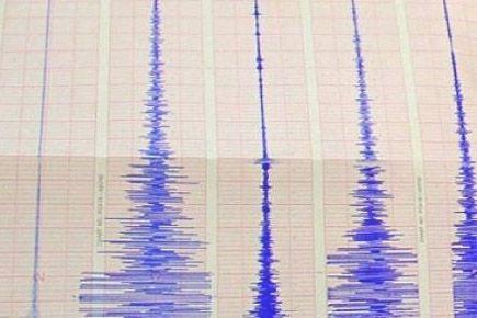 Un séisme de magnitude6,9 a été enregistré samedi au large des îles Salomon,... (PHOTO ARCHIVES AP)