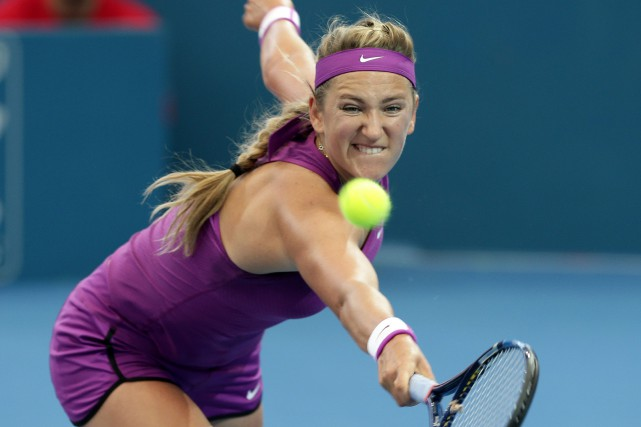 Victoria Azarenka... (Photo Tertius Pickard, AP)