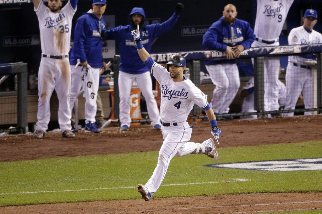 Alex Gordon... (PHOTO ARCHIVES AP)