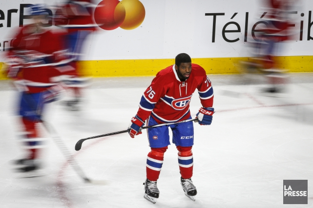 P.K. Subban... (PHOTO OLIVIER PONTBRIAND, ARCHIVES LA PRESSE)