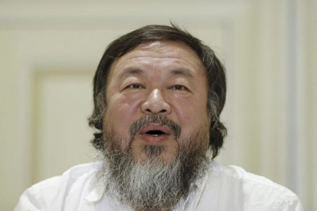 Ai Weiwei... (PHOTO ARCHIVES REUTERS)