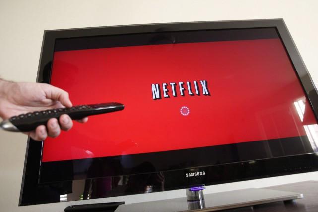 Netflix revendiquait 45,7 millions d'abonnés payants aux États-Unis... (PHOTO PAUL SAKUMA, ARCHIVES ASSOCIATED PRESS)