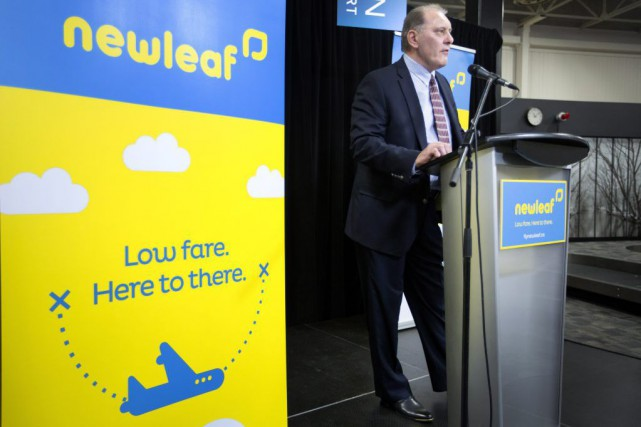 Dean Dacko, directeur commercial de NewLeaf Travel, a... (Photo Peter Power, La Presse Canadienne)