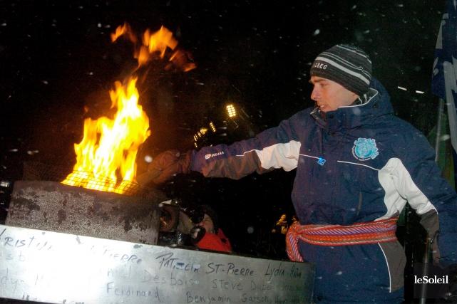 En janvier 2004, Jean-Paul L'Allier s'est vite laissé... (Photothèque Le Soleil)